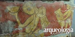 El Mural de los Bebedores de Cholula. Ceremonias de embriaguez