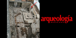 Más reliquias teotihuacanas en ofrendas de Tenochtitlan