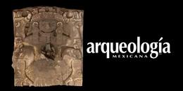 Hallazgo de lápida monumental con la representación de Tlaltecuhtli