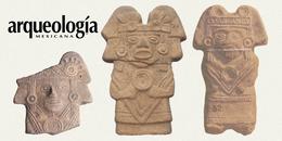 Las figurillas de Mazapa y las malinches de los coras