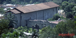 La vicaría de Santo Domingo de Guzmán, Oxolotán, Tabasco
