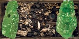 Quetzalcóatl de jadeitita