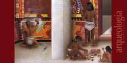 El fresco teotihuacano