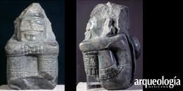 Xiuhtecuhtli, señor del fuego y del año