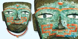 La máscara de Malinaltepec