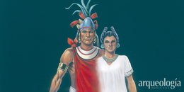 Oxomoco y Cipactónal, dioses creadores del calendario