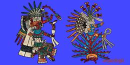 Tezcatlipoca, deidad del pulque