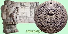 Arqueología en el Zócalo