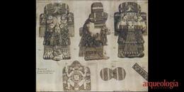 Hallazgo de dos esculturas en la plaza de armas de la Ciudad de México