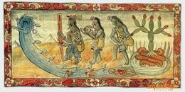 En 1499 Tenochtitlan se inundó