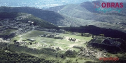 20. Monte Albán. Oaxaca