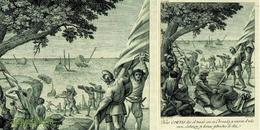 Cortés hunde sus naves