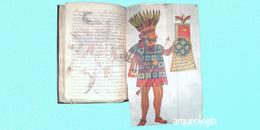 Una imagen de Huitzilopochtli