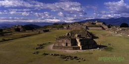Monte Albán, Oaxaca, la ciudad de la gente de las nubes