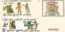 Presagios de la conquista de México
