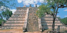 El Osario, Chichén Itzá