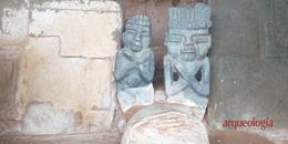 Una posible diosa prehispánica en San Miguel Ixtapan, Tejupilco