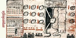 El símbolo maya para el eclipse de Sol