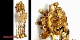 Pendiente de Quetzalcoatl
