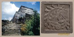 Historia de la Lápida de Ahuítzotl
