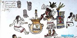 El pulque en las fiestas mexicas