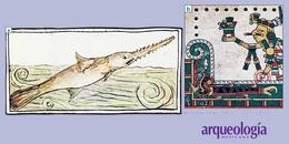 Cipactli: un híbrido de cuatro animales