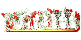 Hallazgo: Las excepcionales pinturas de San Bartolo, Guatemala