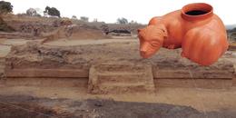 Incensarios teotihuacanos en Tlaxcala