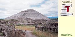 Más de cien años de exploraciones en la pirámide del sol