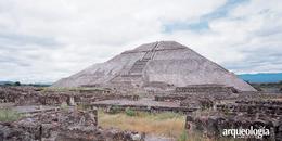 Pirámide del Sol: las exploraciones