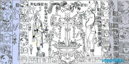 Escritura maya, el desciframiento