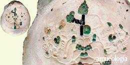 Tumba del Templo del Búho. Dzibanché, Quintana Roo