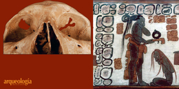 Cráneos del Cenote Sagrado