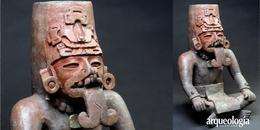 Urnas zapotecas en teotihuacan