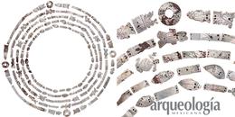 El simbolismo de los objetos de concha del Templo Mayor de Tenochtitlan