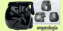 Historia de una vasija de obsidiana