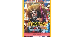 E77. Fiestas indígenas y populares. Calendario 2018