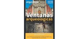 Esp. 79. Ventanas arqueológicas en el Centro Histórico de la Ciudad de México.