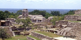 Cierra la Zona Arqueológica de Palenque
